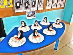 Penguen #Education clipart Preschool Classroom, Preschool Crafts, Crafts For Kids, Kindergarten, Eskimo, Winter Clipart, Polar Animals, Cool Fathers Day Gifts, Educational Crafts
