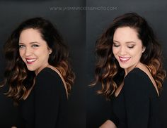 How to Utilize Natural Light for a Glamour Session in a Small Home Studio
