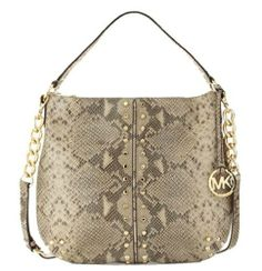 Michael Michael Kors Uptown Astor Large Python-embossed « Better product Adds for any home