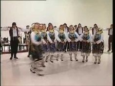 Katevas - Greek Folk Dances (Zonaradika - Thraki)