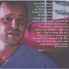 Alex. #greys anatomy