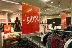 Huikea ale on käynnissä Seppälässä! Paljon tuotteita naisille, miehille ja lapsille –50%!