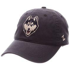 Adult Zephyr UConn Huskies Scholarship Adjustable Cap, Men's, Multicolor