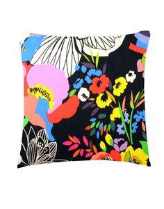 Kitty McCall - Vintage Floral Cushion -