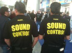 Audio engineering.......