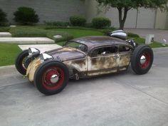 Rat Rod VW powered