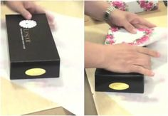 Creative Ideas - How to Make Perfect Gift Wrapping Fast