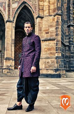 It's always easy to get #Comfort, #Style, #Class & #Elegance together with A #Manyavar! Agree?