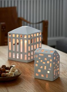 Kähler   Urbania lanterns.