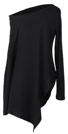 Try this cold shoulder sweater with Only $23.99&easy return&free shipping! This irregular hem gonna be so hot on you! Take this Cupshe design for your daily look Now!