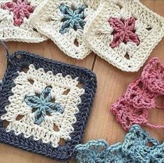 Special Granny square - triple crochet granny square - different granny square - Tamil - DIY crochet. link for Granny square: . Like my faceook page: . visit My etsy shop: . Knitting PatternsKnitting For KidsCrochet ProjectsCrochet Scarf Crochet Blocks, Granny Square Crochet Pattern, Crochet Stitches Patterns, Crochet Squares, Crochet Motif, Blanket Crochet, Crochet Cushions, Crochet Pillow, Afghan Patterns