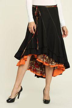 Coco & Tashi Fiesta Skirt.  LOVE this!