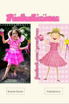 Pinkalicious inspired!