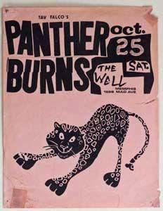 Tav Falco & Panther Burns