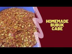CARA MUDAH DAN MURAH MEMBUAT CABE BUBUK SENDIRI - YouTube Homemade, Home Made, Hand Made, Do It Yourself