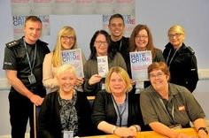 Police in East Kilbride launch a new initiative to tackle hate crime in the town