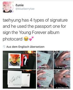 Maybe he forgot XD 'coz V, Taehyung and Taetae are all different XD