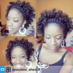 Photos of natural hair styles - Page 14