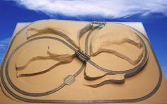 n scale kato track plans | Trick Train Tracks: Our Custom N-Scale Train Layout is Ready to Run.
