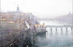 Joseph Zbukvic | watercolor paintings by joseph zbukvic best bookmarks picture on ...