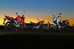 Motocicletas 2016, mais verdes!