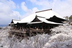 Kyomizudera #Kyoto #JapanWeek  Subscribe today to our newsletter for a chance to win a trip to Japan http://japanweek.us/news  Like us on Facebook: https://www.facebook.com/JapanWeekNY