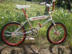1981 Redline MX-II - BMXmuseum.com