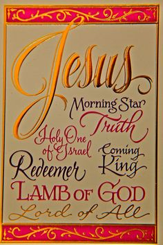 Jesus is our everything!!  Simply call out in prayer to Him, serving Him wholeheartedly!