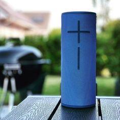 #barbecue with #uemegaboom3 Loving #summer #lovesummer #ultimateears #bluetoothspeaker #bluetoothspeakers #portablespeaker… Portable Speakers, Bluetooth Speakers, Barbecue, Love, Summer, Instagram, Amor, Summer Time, Barrel Smoker