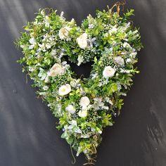 Serce kwiatowe Nr 491