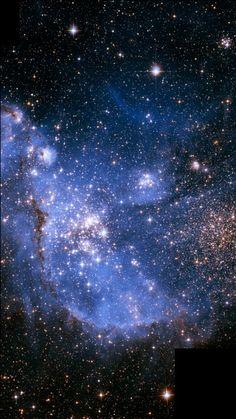 Small Magellanic Cloud. Image via NASA