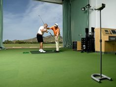 Teaching room at La Manga offering the most up to date and technologically advanced machinery around