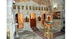 kampanokrousia.blog: Οδοιπορικό στην Αγία Γη - Στάση στην Μονή των Δέκα...
