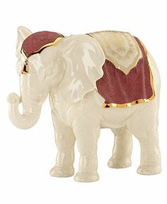 Lenox Collectible Figurine, First Blessings Nativity Elephant