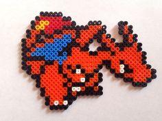 Charizard / Glurak / Pokémon / Pokemon / perler bead