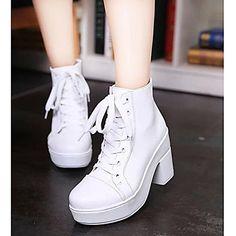 HO&OB Women's Solid Color Chalaza Boots – CAD $ 16.66
