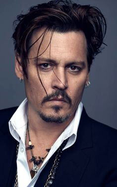 Johnny Depp to Front Dior's New Men's Fragrance Campaign from #InStyle OMG......so sexy!!!