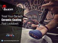 Opti Coat   Car Detailing   Steam Car Wash Delhi, Noida – TheDetailingMafia: Treat Your Car with Ceramic Coating Post Lockdown