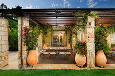 25 ideias de decoração com vasos de plantas - limaonagua