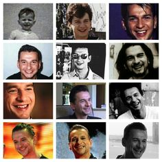 Dave's smile.... Always beautiful!!!