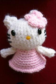 DIY Tiny Kitty: Free pattern
