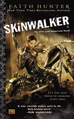 This Chick Read: Skinwalker (Jane Yellowrock #1) by Faith Hunter