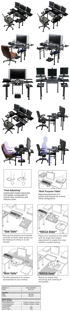 43 Best Computer Programmer Office Images Computers Pc Setup Desk