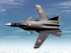 Sukhoi Su-47...Eagle