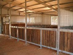 Horse Stables   Magnus Australia