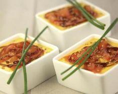 Crème brûlée au saumon fumé, sésame et piment d'Espelette : Savoureuse et équilibrée | Fourchette & Bikini