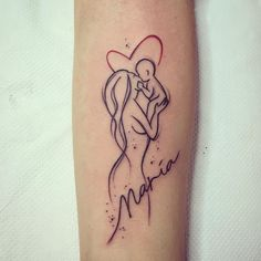 Amor de Madre e Hijo – Tatuajes para Mujeres – Fashion Trends 2020 Modadiaria 每日时尚趋势 2020 时尚 Mommy Tattoos, Mutterschaft Tattoos, Motherhood Tattoos, Bild Tattoos, Love Tattoos, Body Art Tattoos, Tattoos For Women, Tattoo Women, Tatoos