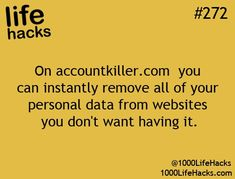 Life Hack #272