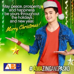 #MerryChristmas, everyone! :D #AMAzingAngPasko #Christmas2014