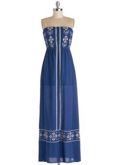 Alpine View Dress, #ModCloth